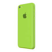 【iPhone5c ケース】Color Shell Case Green