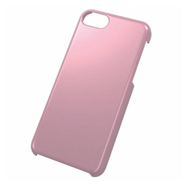 【iPhone5c ケース】シェルカバー(メタリック)ピンク ELECOM   iPhone ...