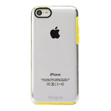 【iPhone5c ケース】Slim View Case Lite-Yellow