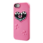 【iPhone5c ケース】MONSTERS Pinky