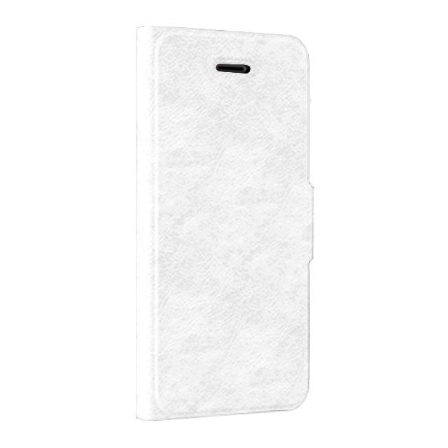 61590937ca ... 【iPhone5c ケース】TUNEWEAR TUNEFOLIO for iPhone 5c ホワイト/ホワイト ...