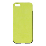 【iPhoneSE/5s/5 ケース】FENICE Classico PU (Lime)