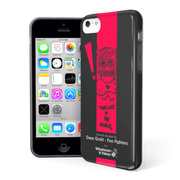 【iPhone5c ケース】『Whatever It Takes』プレミアムジェルシェルケース【Dave Grohl - Foo Fighters】