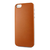【iPhoneSE/5s/5 ケース】Ssongs BubblePack PlayCase Leather (Calf Brown)