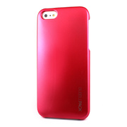 【iPhoneSE/5s/5 ケース】Ssongs BubblePack SuitCase (Pearl Red)