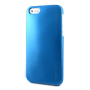 【iPhoneSE/5s/5 ケース】Ssongs BubblePack SuitCase (Pearl Blue)