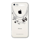【iPhone5c ケース】CollaBorn デザインケース Charm for luck-CL