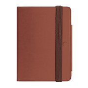 【iPad(9.7inch)(第5世代/第6世代)/Air ケース】TUNEFOLIO Classic for iPad Air ブラウン
