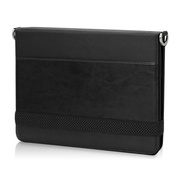 【iPad(9.7inch)(第5世代/第6世代)/Air ケース】TUNEFOLIO URBAN for iPad Air ブラック