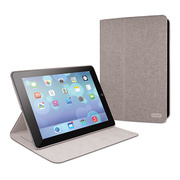 【iPad Air(第1世代) ケース】Cache Slim convertible folio case Grey