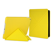 【iPad Air(第1世代) ケース】Paradox Sleek Flexi-folding folio case Yellow