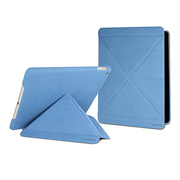 【iPad Air(第1世代) ケース】Paradox Texture Flexi-folding folio case Blue