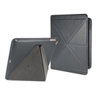 【iPad Air ケース】Paradox Lux Origami-inspired folio case Black/Purple