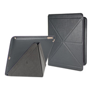 【iPad Air(第1世代) ケース】Paradox Lux Origami-inspired folio case Black/Purple