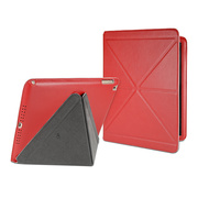 【iPad Air(第1世代) ケース】Paradox Lux Origami-inspired folio case Red/White