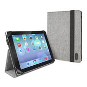 【iPad Air(第1世代) ケース】Node Basic folio case Grey