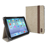 【iPad Air(第1世代) ケース】Node Basic folio case Brown