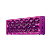 MINI JAMBOX/Bluetooth ワイヤレススピーカー (Purple Snowflake)