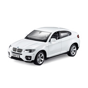 BMW X6 controlled licensed car W...