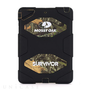 【iPad Air(第1世代) ケース】Survivor MossyOak Black/Obsession