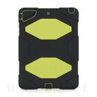 【iPad Air ケース】Survivor Case Black/Citron