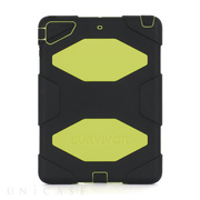 【iPad Air(第1世代) ケース】Survivor Case Black/Citron