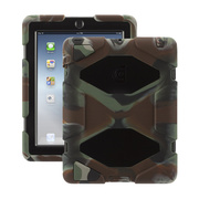 【iPad Air(第1世代) ケース】Survivor Case Hunter Camo/Black