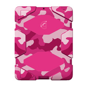 【iPad Air(第1世代) ケース】Survivor Case Pink Camo/Pink