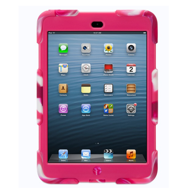 【iPad mini3/2/1 ケース】Survivor Case Pink Camo/Pinkサブ画像