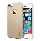 【iPhoneSE/5s/5 ケース】SPIGEN SGP Case Ultra Thin Air A Champagne Gold
