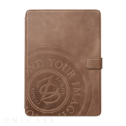 【iPad(9.7inch)(第5世代/第6世代)/iPad Air(第1世代) ケース】Prestige Vintage With Signage Diary