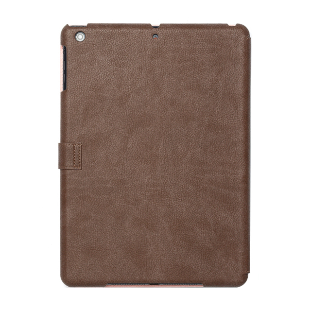 【iPad(9.7inch)(第5世代/第6世代)/iPad Air(第1世代) ケース】Masstige E-Note Diary (ピンク)