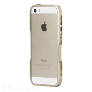 5e30257c75 【iPhoneSE/5s/5 ケース】CASTRUM (ゴールド)