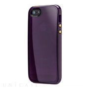 【iPhone5s/5 ケース】Shades Purple
