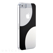 【iPhone5s/5 ケース】AViiQ Mirror on the Wall Round Black