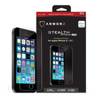 【iPhone5s/5c/5 フィルム】Armorz Stealth Extreme Lite 強化ガラス保護シート