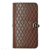 【iPhoneSE/5s/5 ケース】Leather Arc Cover L58 (レッド)
