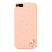 【iPhoneSE/5s/5 ケース】Little Pink &...