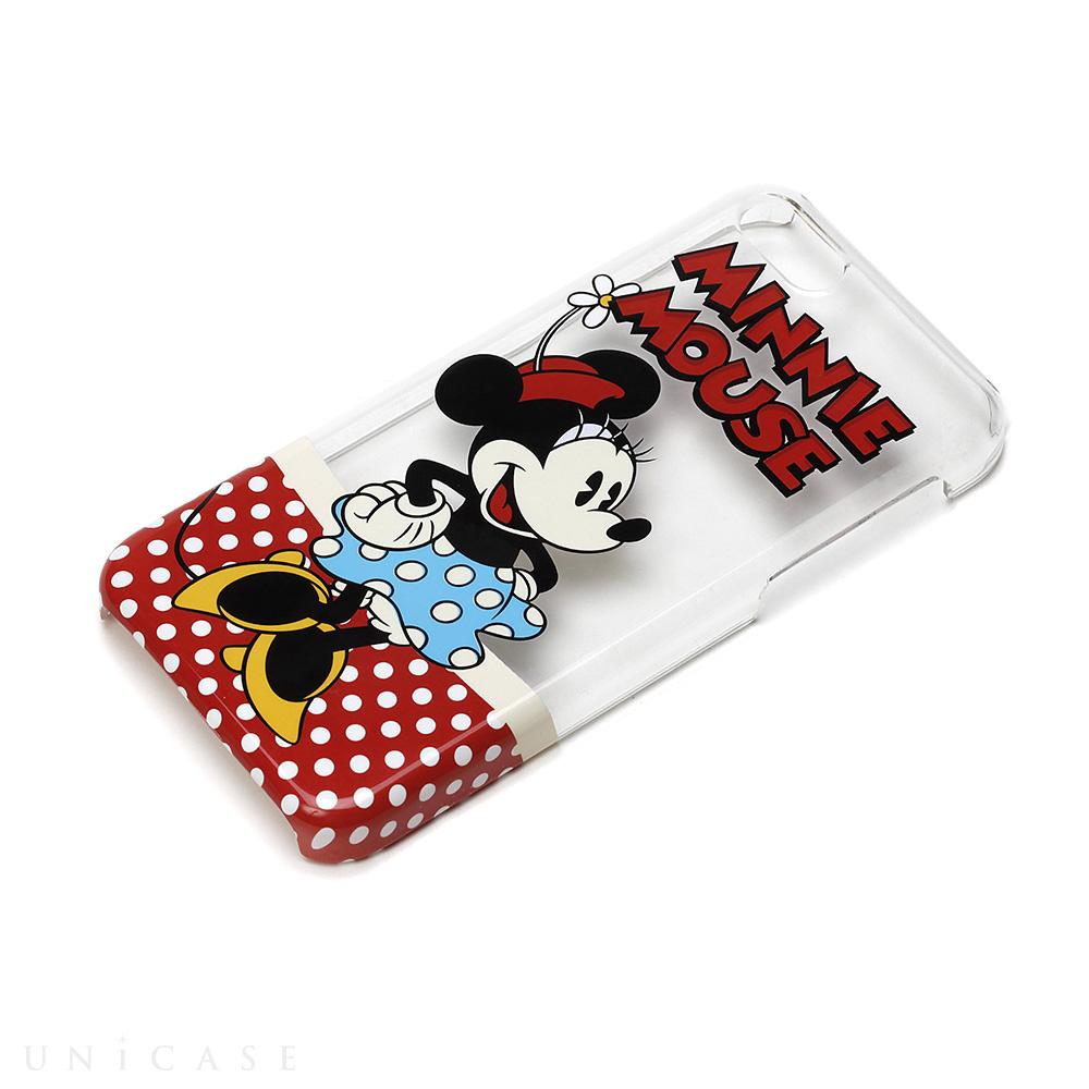 iphone5c ケース】ディズニー pcケース クリア ミニーマウス 画像一覧