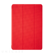 【iPad mini3/2/1 ケース】AViiQ J'eans 2 fit for iPad mini Retina Red