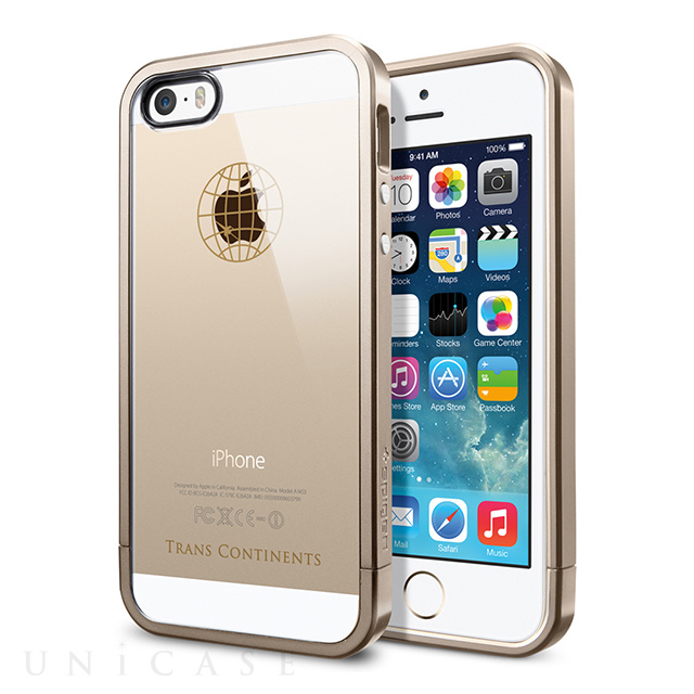 TRANS CONTINENTS for iPhone5s/5 Standard