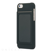 【iPhone5c ケース】Bluevision OsaifuSlim for iPhone 5c Black