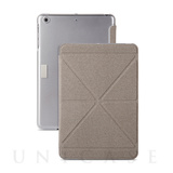 【iPad mini3/2 ケース】moshi VersaCover for iPad mini Retina Velvet Gray