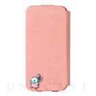 【iPhoneSE/5s/5c/5 ケース】Little Pink & Brokiga Case (ピンク)