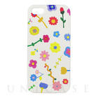 【iPhoneSE/5s/5 ケース】iPhone Case FLOWER GY