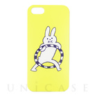 【iPhoneSE/5s/5 ケース】iPhone Case UB hoop YE