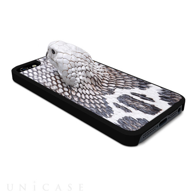 5c88eced6cf0 ... 【iPhone5s/5 ケース】動物皮モンスターケース Monster-Cobra オリジナル ...