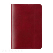 【iPad Air(第1世代) ケース】Leather Arc Cover Claret