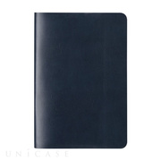 【iPad Air(第1世代) ケース】Leather Arc Cover Navy