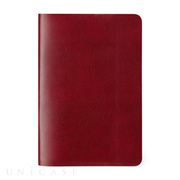 【iPad mini3/2 ケース】Leather Arc Cover Claret